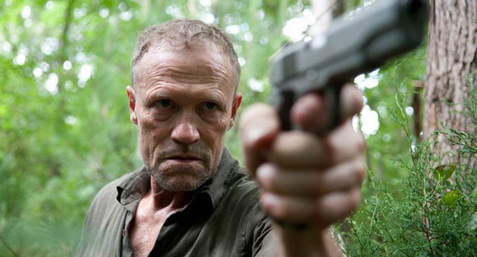 'The Walking Dead' – 'Merle Dixon' - (Michael Rooker). (Difusión)
