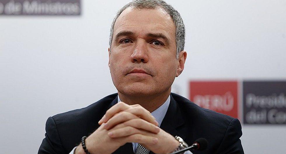 Salvador del Solar tiene cierto respaldo de la población para postular a la presidencia. (GEC)