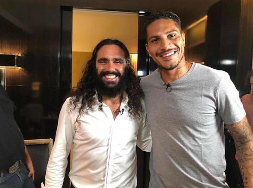 Sorín jugó por Hamburgo entre los años 2006 y 2008, junto a Paolo Guerrero. (@jpsorin6)