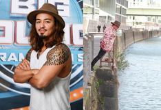 Jun Kim, de 'Ninja Warrior' a artista que parece dominar la gravedad a su antojo