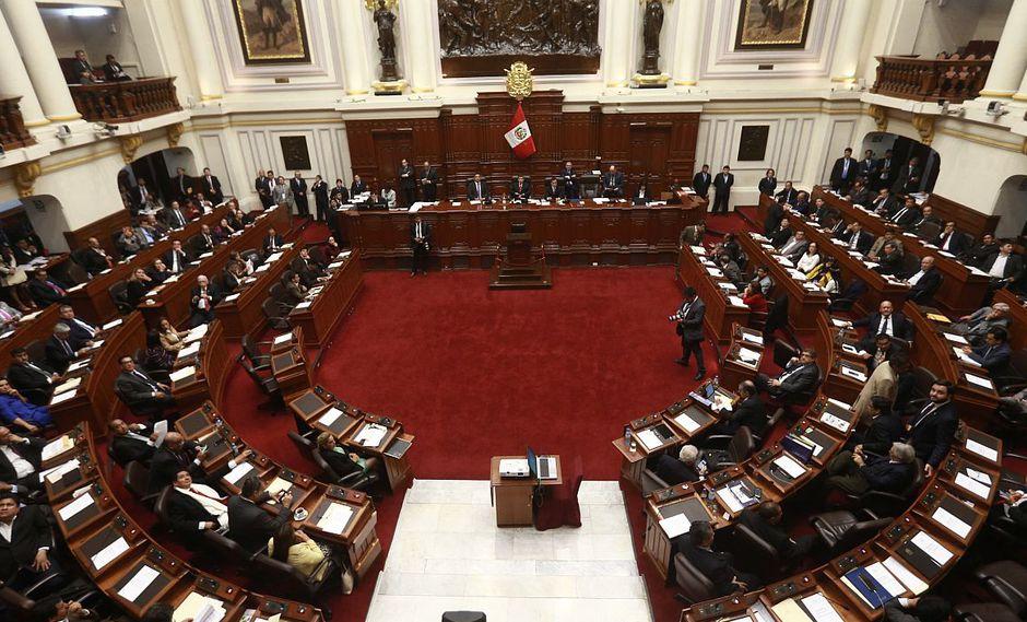 El retorno a la bicameralidad fue aprobado con xx votos a favor, xx en contra y xx abstenciones. (Foto:USI)