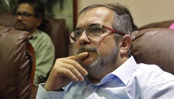 """""""Esto no significa que se ha perdido la batalla por la paz"""", dijo 'Timochenko', líder de las FARC"""