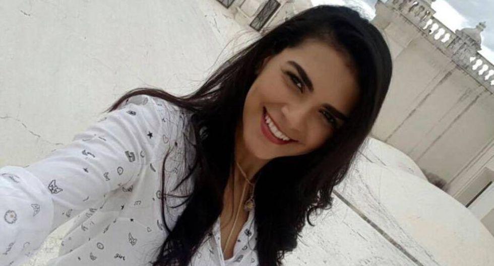 La estudiante brasileña Rayneia Gabrielle Lima fue asesinada el 23 de julio pasado. (Foto: Captura).
