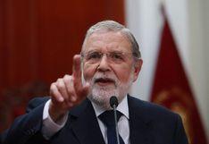 """Blume tras pedido del fiscal Pérez: """"Me preocupa el desconocimiento del Código Procesal Constitucional"""""""