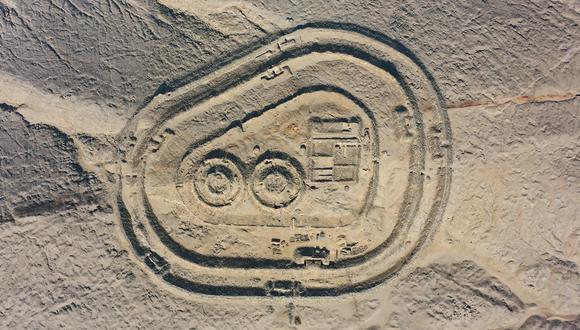 El significado de estas ruinas fueron por mucho tiempo un misterio para los científicos e historiadores. (Foto: Janine Costa / AFP)