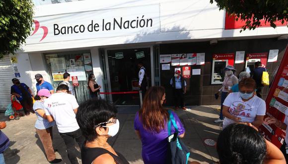 Tenga en cuenta que este apoyo económico fue diseñado para ayudar a familias en situación vulnerable por la pandemia del COVID-19(Foto: Hugo Curotto / GEC)