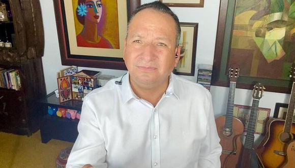 Diosdado Gaitán Castro: Ayacuchano recibió un premio especial por el Bicentenario de Perú en USA. (Foto: Instagram)