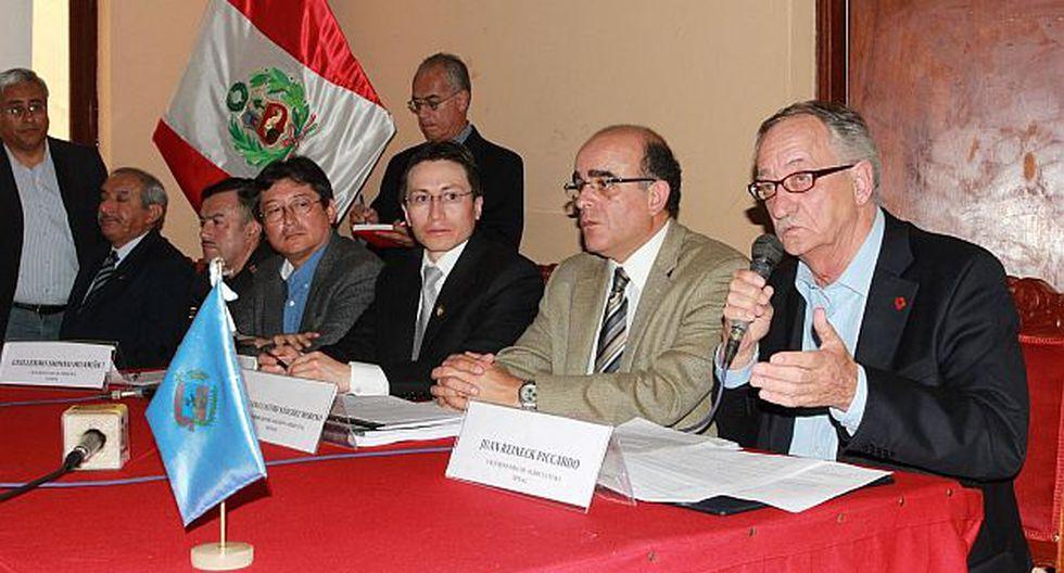 Newmont, propietaria de Yanacocha, piensa en migrar inversiones. (Andina)