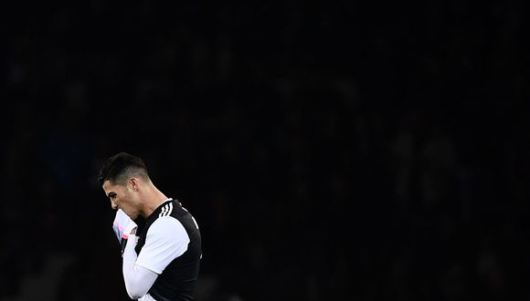 Cristiano Ronaldo fue sustituido de los últimos dos partidos de la Juventus pese a no estar lesionado. (Foto: AFP)