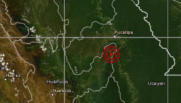 Las autoridades locales del Instituto Nacional de Defensa Civil (Indeci) aún no han reportado daños personales ni materiales a causa del sismo. (Foto: IGP)