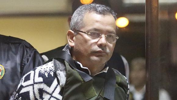 Robinson Gonzales contaba con una oficina en el bunker de Rodolfo Orellana, según testaferro. (USI)