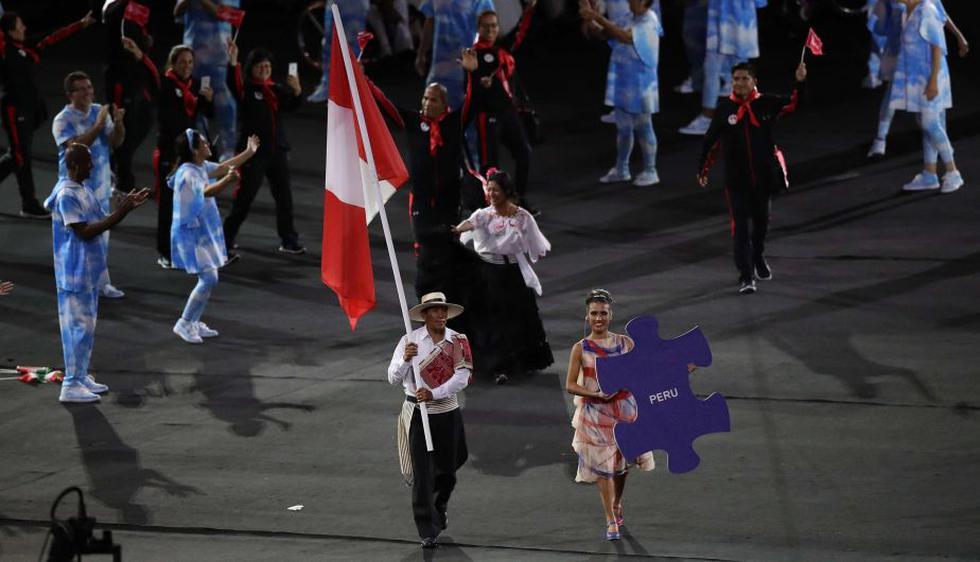 Juegos Paralímpicos Río 2016: Así fue la inauguración del evento deportivo. (EFE)