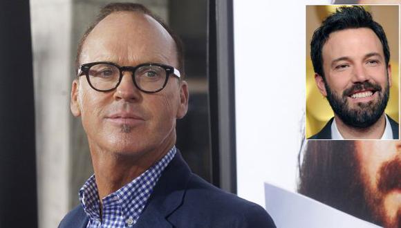 Otro de los actores que encarnó a Batman respalda al nuevo intérprete. (Reuters/AFP)