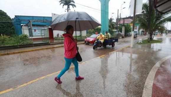 Cusco, Huánuco, Junín, Loreto, Madre de Dios, Pasco, Puno, San Martín y Ucayali registrarían descenso de la temperatura esta semana. (GEC)