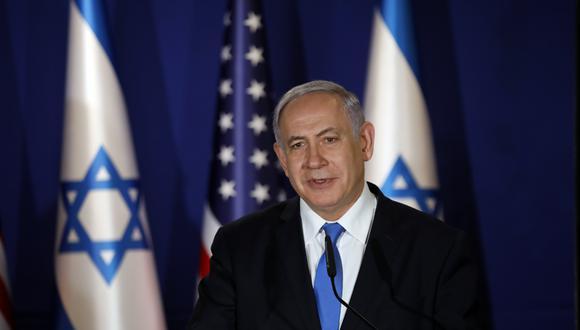 Benjamin Netanyahu, primer ministro de Israel. (Foto: Reuters)