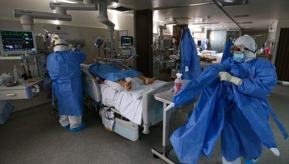Lo que se nos viene. Nuestro sistema de salud no está preparado para dar una atención de calidad a todos los pacientes de COVID-19. (GEC/Hugo Curotto)
