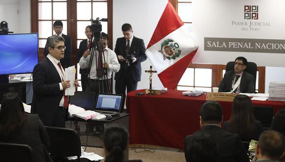 La investigación preliminar es por presunto abuso de autoridad solicitado por José Domingo Pérez y autorizado por Richard Concepción Carhuancho. (Foto: GEC)