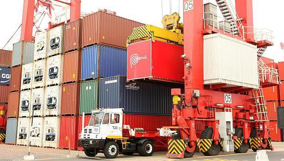 La balanza comercial acumula un superávit deUS$7,863 millones al cierre del segundo trimestre. (Foto: El Comercio)