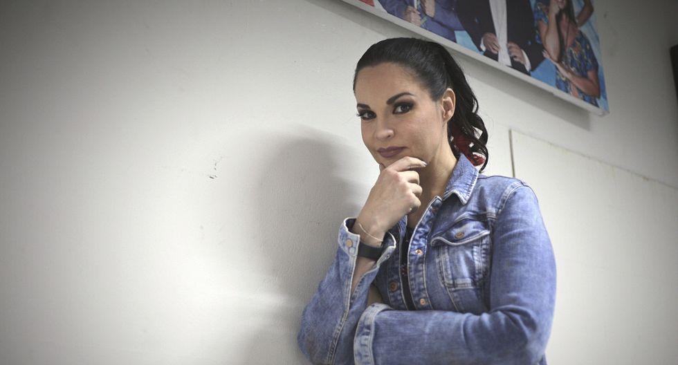 Ana Patricia Rojo llegó a nuestro país para presentar obra de teatro 'Divinas' donde comparte roles con Lupita Ferrer y otras reconocidas actrices. (Nadia Quinteros/ Perú21)