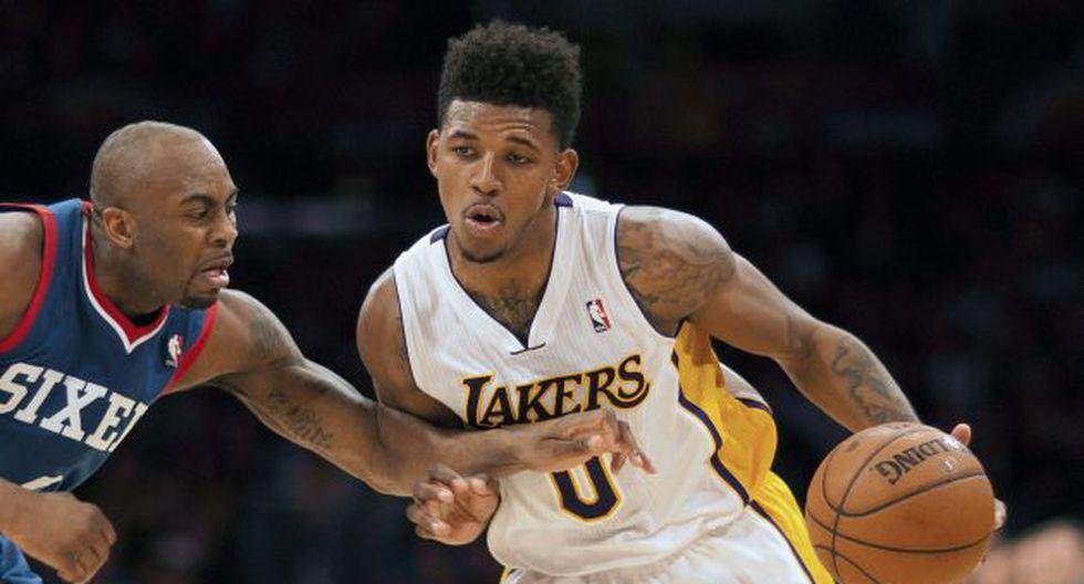 Lakers caen por quinta vez al hilo. (EFE)