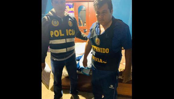 """""""Cheto"""" fue hallado a las 07:00 horas del martes por sus compañeros del penal, quienes comunicaron el deceso a los agentes del Inpe."""