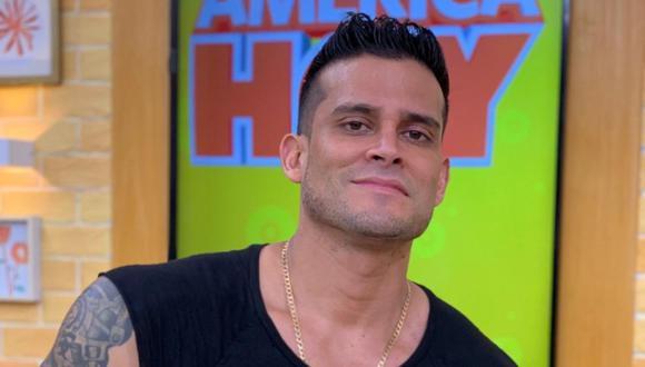 Christian Domínguez quiere volver a ser padre y ya eligió el nombre de sus futuros hijos. (Foto: América Hoy)