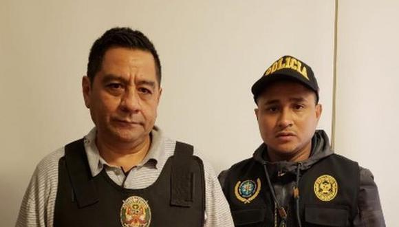 José Cavassa cumple prisión preventiva por 36 meses. (Foto: USI)