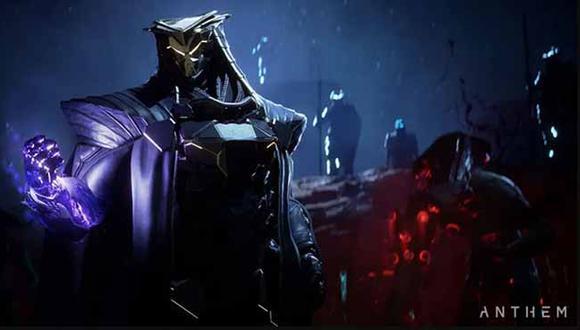 'Anthem' llegará el próximo 22 de febrero del 2019 a Xbox One, PS4 y PC.