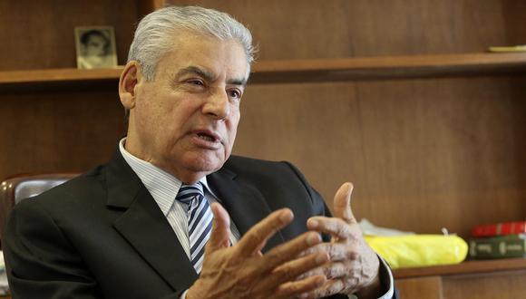 César Villanueva aseguró que el Ejecutivo continúa con la misma fortaleza pese a crisis en bancada Peruanos por el Kambio. (Foto: USI)