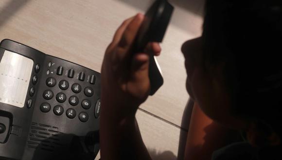 El MTC remarcó que la central 105 de la Policía Nacional y la línea 117 de la Central Reguladora de Urgencias y Emergencias (CRUEN) de EsSalud fueron las más perjudicadas con las llamadas irresponsables. (Foto: MTC)
