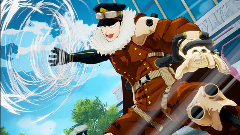 Bandai Namco confirmó a Inasa Yoarashi como nuevo personaje para el título.