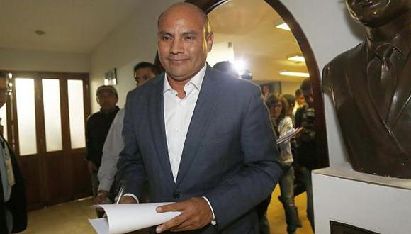Joaquín Ramírez posutalará a la alcaldía de Cajamarca
