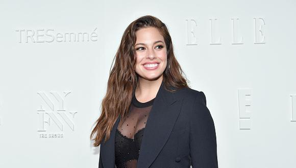Ashley Graham es una de las modelos curvy más conocidas en en la industria de la moda. (Getty Images)
