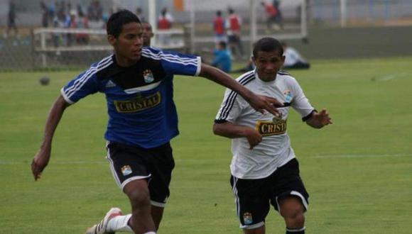 Clavijo era una figura destacada de la reserva de Sporting Cristal. (Difusión)