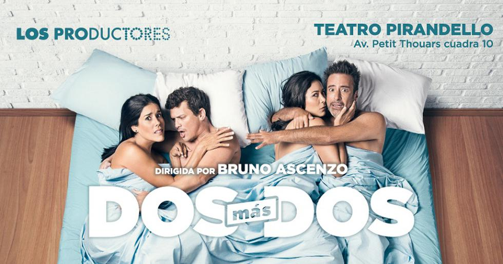 ¿Cuándo fue la última vez que disfrutó del teatro? A propósito del Día Mundial del Teatro, Atrápalo.pe presenta la Semana del Teatro en su edición: Emociones 360. (Foto: Atrapalo.pe)