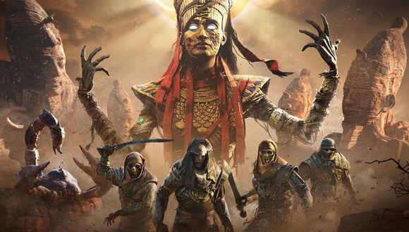 'Assassin's Creed Origins' estrenará expansión 'La Maldición de los Faraones' (Difusión)