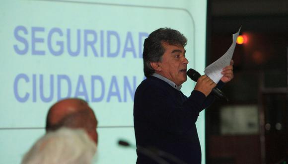 Alcalde del distrito de La Punta, Pío Salazar, falleció a causa del COVID-19.
