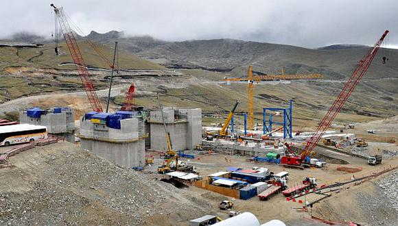 Perú mejoró en el ranking global de producción minera en el 2012. (USI)
