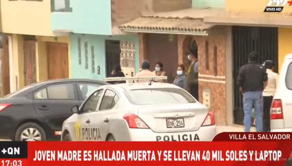 Guillermo Sangay Campos contó que perdió la comunicación con su hija la noche del último sábado, ya que ella no le respondía las reiteradas llamadas y los mensajes que le enviaba a su celular. (ATV+)