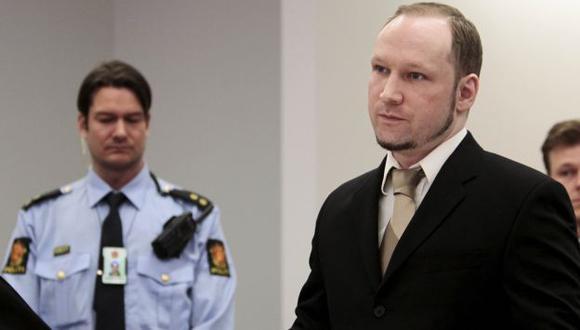 """El extremista evitó ahondar en detalles sobre su """"organización"""". (Reuters)"""