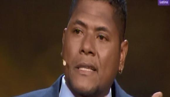 Juan 'Chiquito' Flores se quebró al relatar sus pensamientos suicidas cuando estuvo en la celda. (Captura de pantalla)