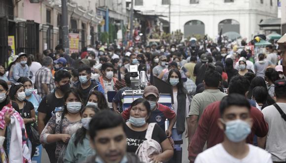 Ciro Maguiña señaló que se debe ampliar el toque de queda para restringir la movilización de personas. (GEC)