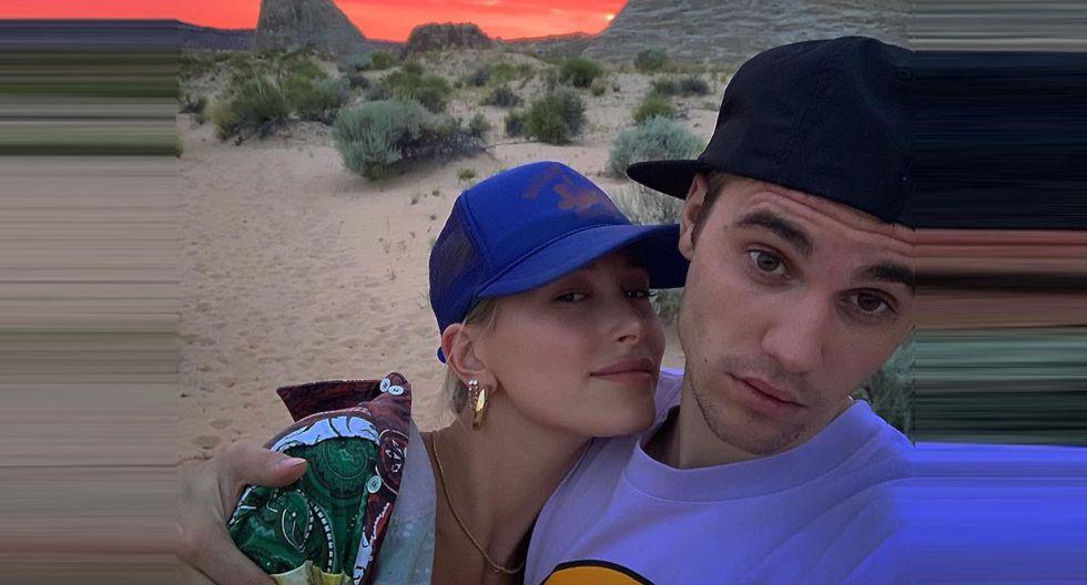 Justin Bieber y Hailey Baldwin están viviendo su mejor momento. (Foto: @justinbieber)
