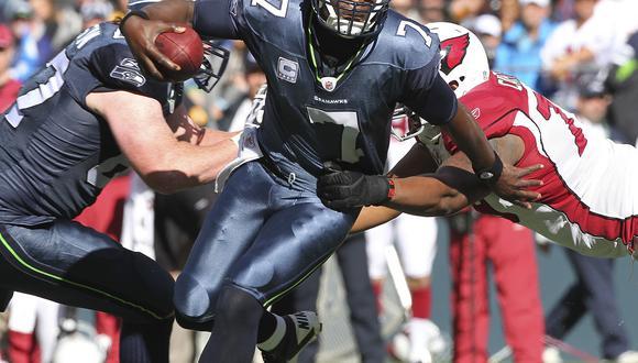 Jackson fue parte del equipo de los Seahawks que ganó el único Super Bowl en la historia de la franquicia. (Foto: AFP)