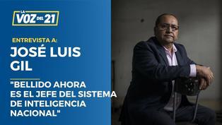 """José Luis Gil: """"Bellido ahora es el jefe de todo el sistema de Inteligencia Nacional"""""""