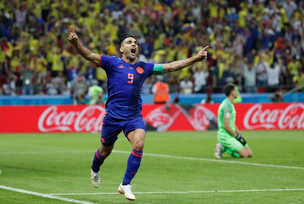 Colombia y Japón completaron la segunda jornada del grupo H del Mundial, tras el empate entre Japón y Senegal. (REUTERS)