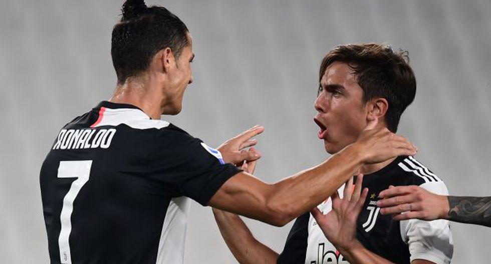 Juventus vs. Genoa: chocan por la fecha 29 de la Serie A. (Foto: AFP)
