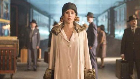 """Maggie Civantos, quien interpreta a Angeles, contó la verdad sobre su salida de """"las chicas del cable"""" (Foto: Instagram)"""