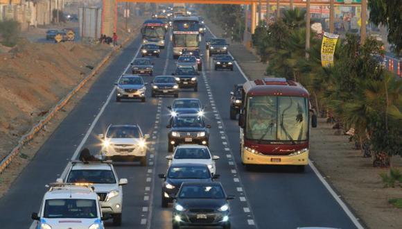 Se van a desplegar más de 1,700 agentes de la Policía de Tránsito. (Foto: El Comercio)