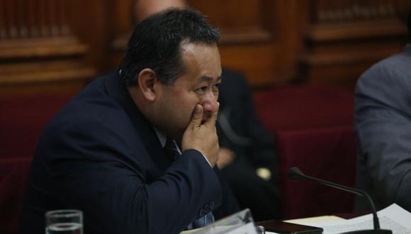 Bienvenido Ramírez (Mario Zapata)